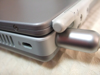 PowerBookG4の電源