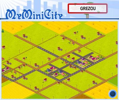 GREZOU MyMiniCity