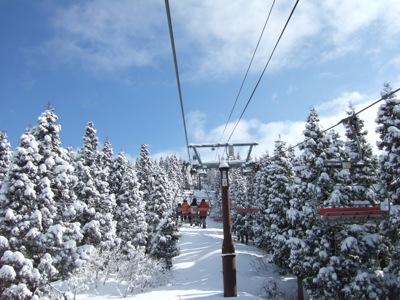 瀬女(せな)高原スキー場2