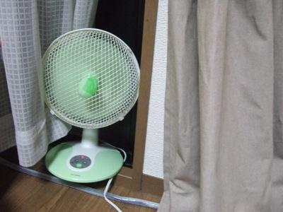 灼熱の部屋を涼しくするテクニック